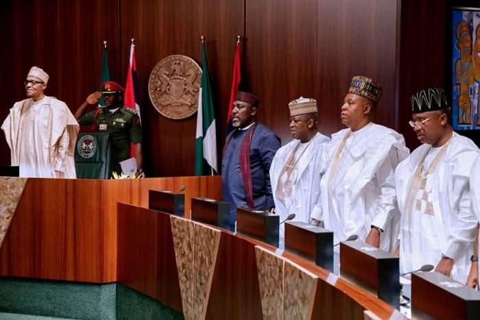 Minimum Wage: Govs to meet with Buhari today