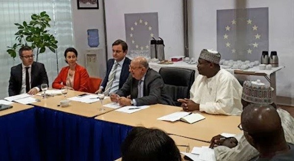 EU Ambassadors meet INEC over 2019 elections