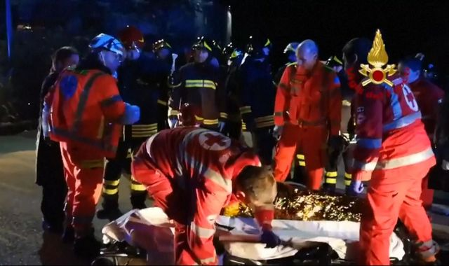 Six dead in Italian nightclub panic