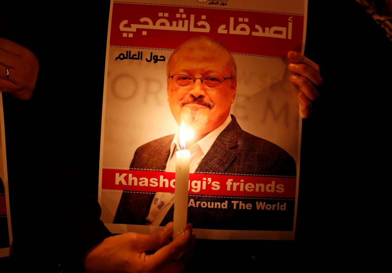 Turkey issues arrest warrants for two Saudi nationals over Khashoggi murder