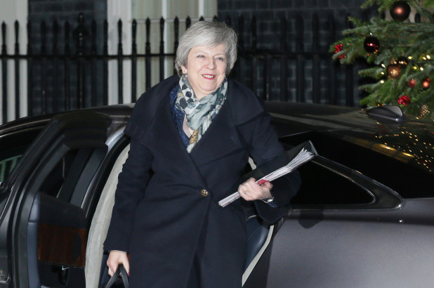 Theresa May survives 'No Confidence Vote'