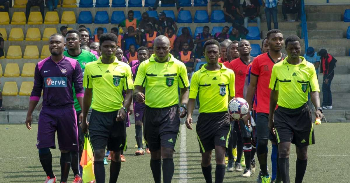 FIFA snubs Nigerian referees for Women's World cup