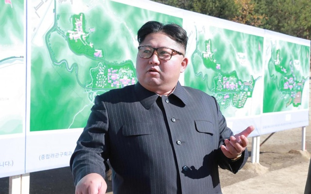 North korea condemns U.S sanctions on nuclear deal