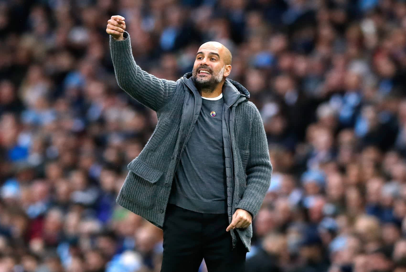 Guardiola rejects Chelsea as best side in Europe