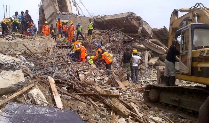 Death toll in Port Harcourt 7-storey building collapse rises to 10
