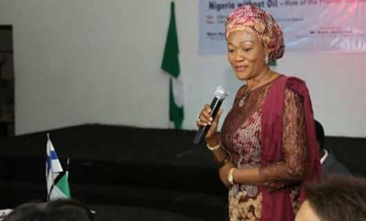 Oluremi Tinubu takes campaign to houses, markets