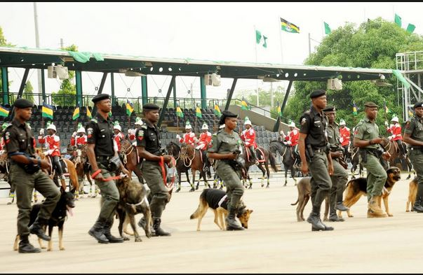 Police deploy 2,000 officers to the North east to aid fight against terror