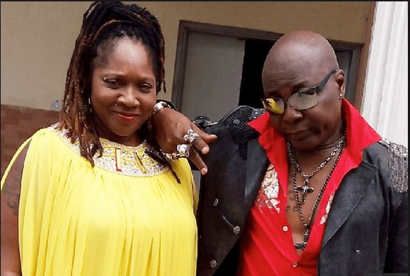 Charly Boy weds Lady Diane today, after 39 years
