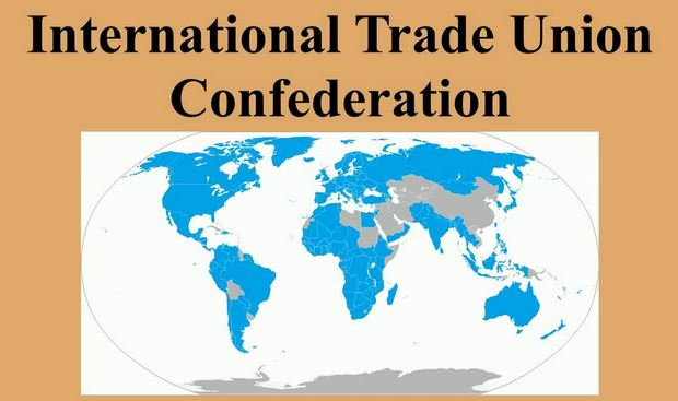 NLC president elected to preside over Int'l trade union confederation