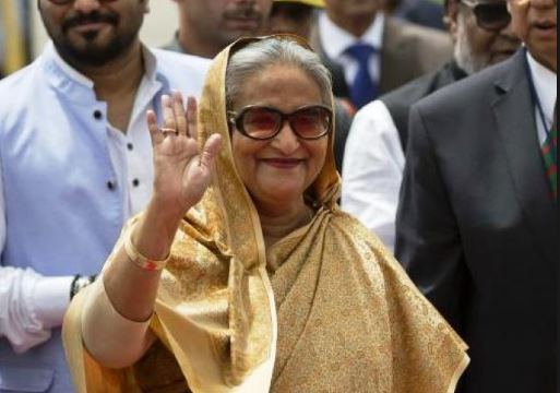 Bangladesh elections: Sheikh Hasina returns for new term as prime minister