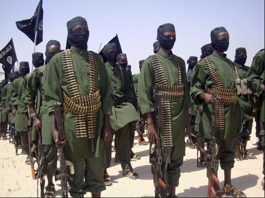 U.S. military kills nine Al Shabaab militants
