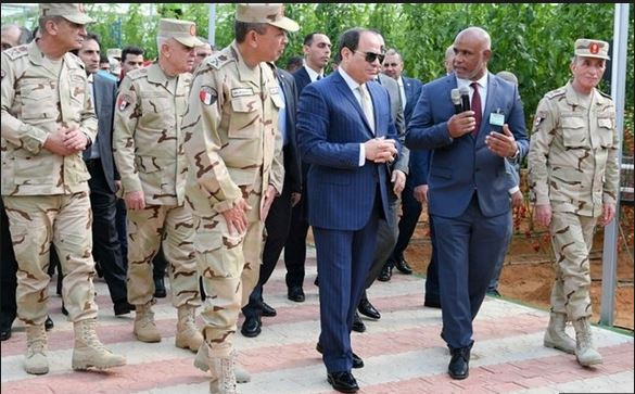 Egypt appoints new military intelligence chief