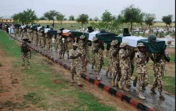 Metele Attack: Operation Lafiya Dole buries victims