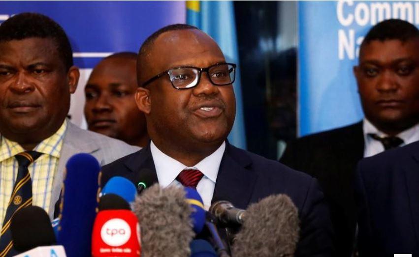 Congo postpones Sunday's presidential vote till Dec. 30