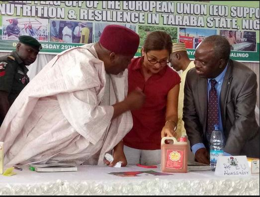 Taraba state Governor flags off three days free medical treatment for 4000 patients