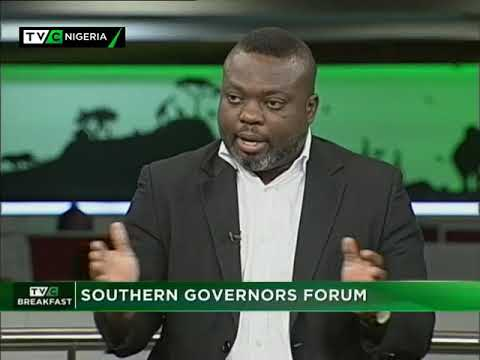 TVC Breakfast 25th October 2017 | Southern Governors Forum