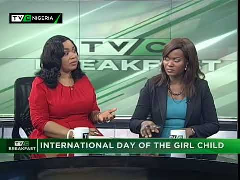 TVC Breakfast October 11th | International Day of the Girl Child