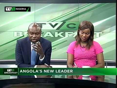 TVC Breakfast September 29th | Angola's new leader