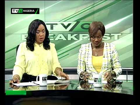 TVC reakfast 2nd October 2017   Nigeria@57: Obstacles to Nigeria's Unity