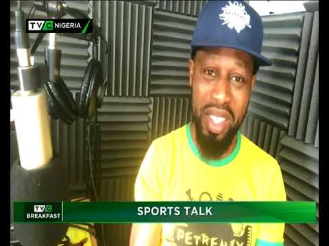 TVC Breakfast 2nd October 2017 | Sports Talk with Shoggy Tosh