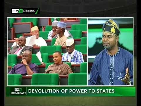 TVC Breakfast 2nd October 2017 | Devolution of Power to States
