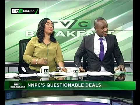 TVC Breakfast 6th October 2017 | NNPC's Questionable Deals