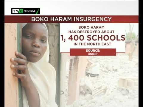 TVC Breakfast 10th October 2017   3 Million Borno Children Out of School