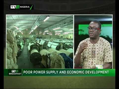 TVC Breakfast 28th September 2017 | Poor Power Supply and Economic Development