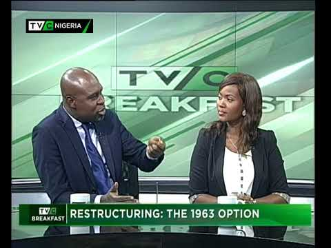 TVC Breakfast September 26th | Restructuring : The 1963 option