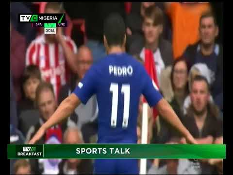 TVC Breakfast September 25th | Sports Talk