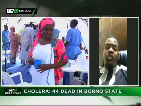 TVC Breakfast 20th September 2017 | Cholera Outbreak in Borno
