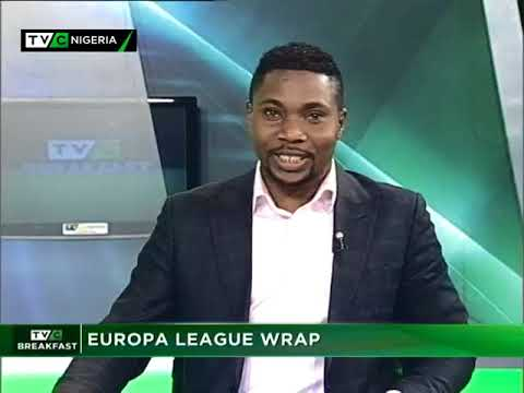 TVC Breakfast 15th September 2017 | EUROPA League Wrap