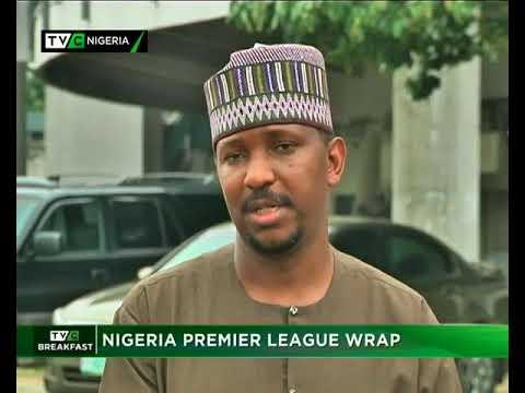 TVC Breakfast 11th September 2017 | Sports Talk: Nigeria Premier League Wrap