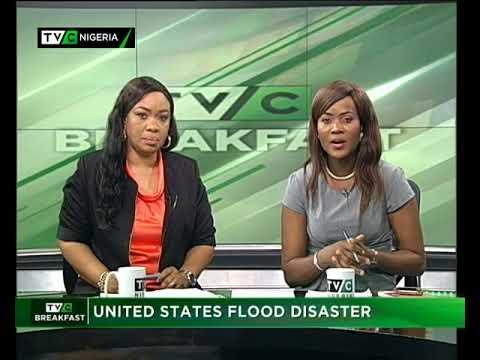 TVC Breakfast 11th September 2017 | US Flood Disaster