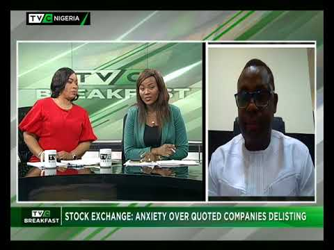 TVC Breakfast September 7th | Stock exchange : Anxiety over quoted companies delisting