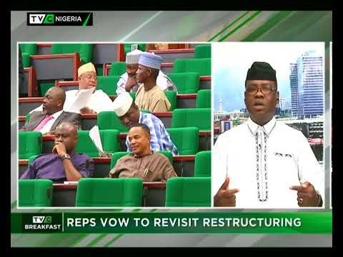 TVC Breakfast September 7th | Reps to revisit restructuring