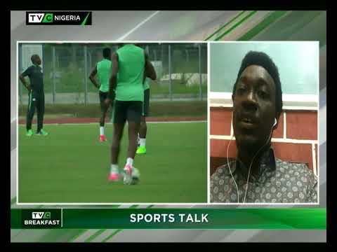 TVC Breakfast 4th September 2017 | Sports Talk with Okon Nya