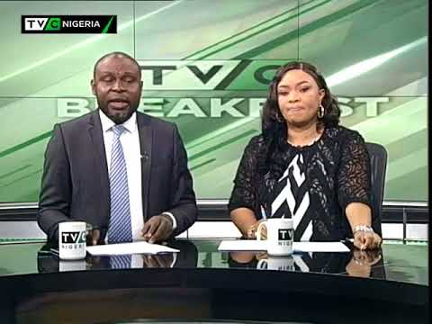 TVC Breakfast 31st August 2017 | Building Collapse: Lagos begins demolition of Structures