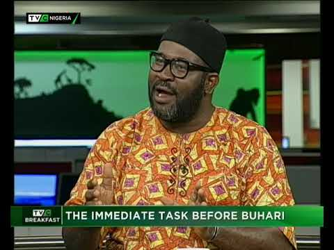 TVC Breakfast 23rd August 2017 | The Immediate Task before Buhari