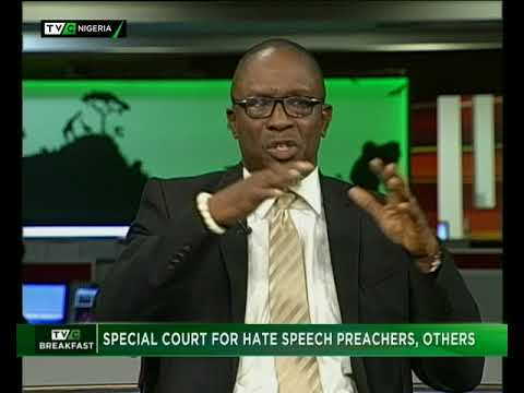 TVC Breakfast 23rd August 2017 | Special Court for Hate Speeches Preachers, Others