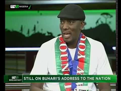 TVC Breakfast 22nd August 2017 | Still on Buhari's Address to the Nation