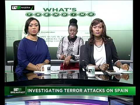TVC Breakfast August 21st 2017 | Investigating Terror  Attacks On Spain