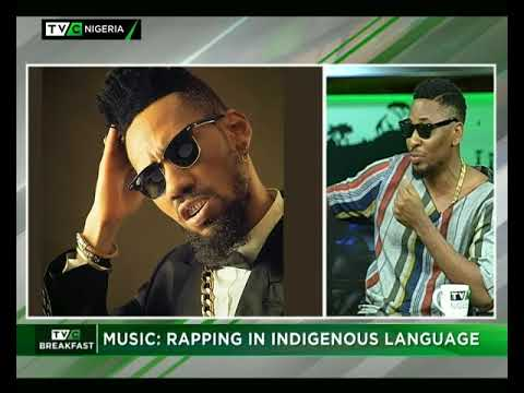 TVC Breakfast 18th August 2017 |  Music : Rapping in Indigenous Languages