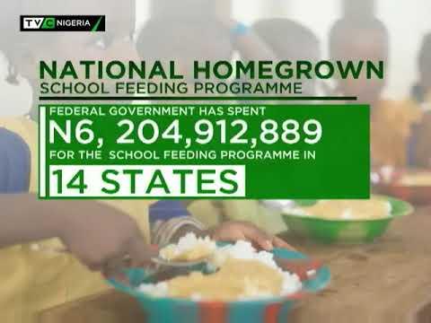 TVC Breakfast August 16th   FG spends 6.2bn on school feeding programme