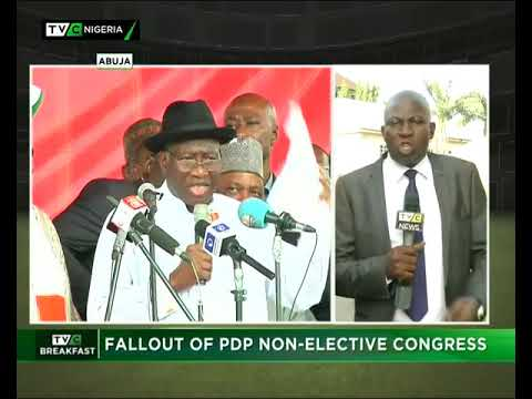TVC Breakfast 14th August 2017 | Fallout of PDP Non-Elective Congress