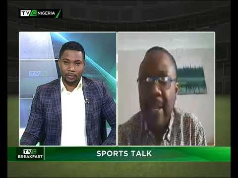 TVC Breakfast 14th August 2017 | Sports Talk with Calvin Onwuka