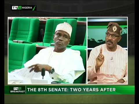 TVC Breakfast 14th August 2017 | The 8th Senate: Two Years After