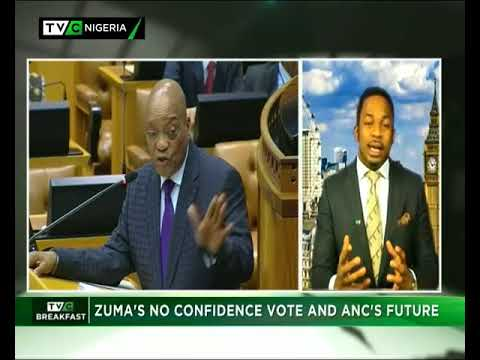 TVC Breakfast 11th August 2017 | Zuma survives another No Confidence Vote