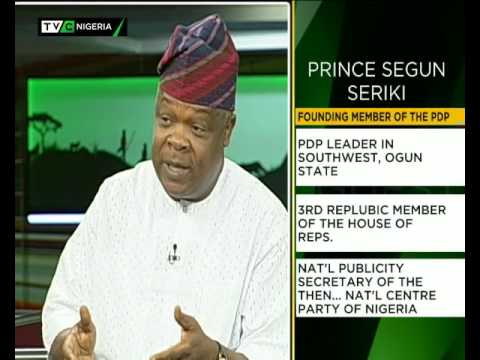 TVC Breakfast 10th August 2017 | Southwest PDP Crisis