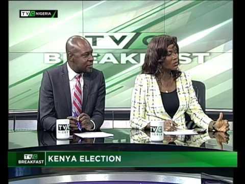 TVC Breakfast August 9th | Kenyan election